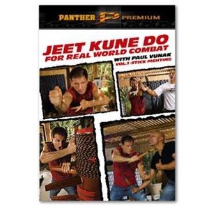 Paul Vunak JKD for Real World Combat Volume 1 DVD