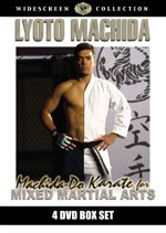 Machida Do Karate for Mixed Martial Arts with Lyoto Machida