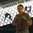 Essentials of Striking for MMA by Greg Nelson