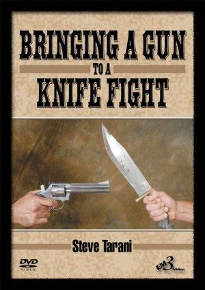 Steve Tarani Bringing a Gun to a Knife Fight DVD