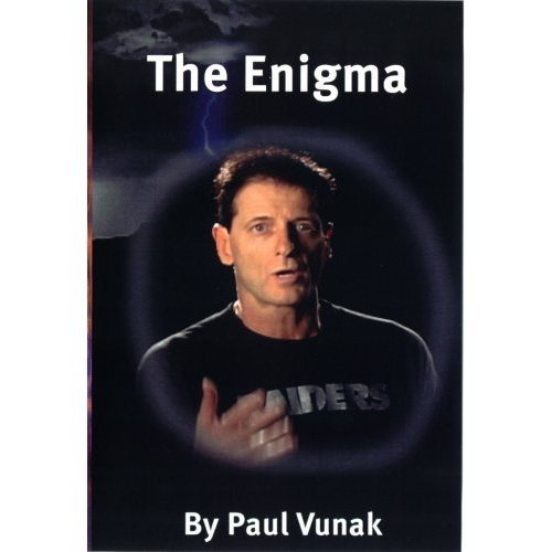 The Enigma 2 DVD set with Paul Vunak
