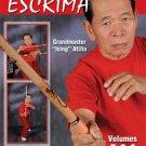 Balintawak Eskrima Grandmaster Ising Atillo Vol 7-9 DVD Set