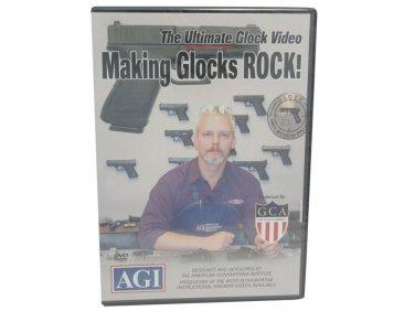 Making Glocks Rock DVD American Gunsmithing Institute (AGI)