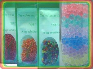 10 pack Crystal Pearl Soil Grow Plant Jewel Polymer/Gel