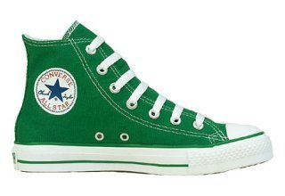 Classic Converse - Green