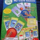 Leap Frog My Card Games Math Rummy & Alphabet Go Fish NIB
