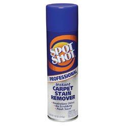 Spot Shot Carpet Stain Remover - 18 oz. can (6pk)