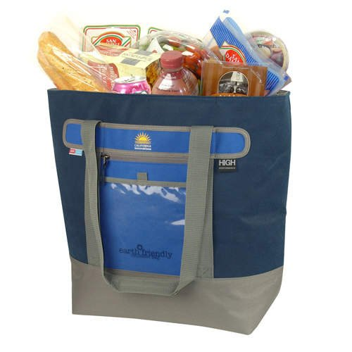 "California Innovations Thermal Tote-56Can ""Blue"""