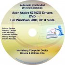 Acer Aspire 5730ZG Drivers Restore Recovery CD/DVD