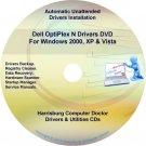 Dell OptiPlex N Drivers Restore  Disc Disk CD/DVD