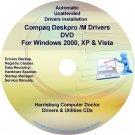 Compaq Deskpro /M Drivers Restore HP Disc Disk CD/DVD