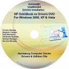 HP OmniBook xe Driver Recovery Disc CD/DVD