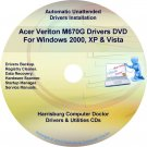 Acer Veriton M670G Drivers Restore Recovery CD/DVD
