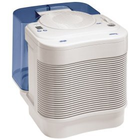 Hunter 34357 CareFree Plus Humidifier with permawick