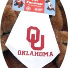 Oklahoma Sooners OU Sports Dog Bandana Official NCAA Sports Pet Apparel