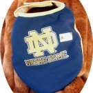 Notre Dame Fighting Irish Officially Licensed NCAA Team Dog Wrap Size Medium