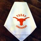 Texas Longhorns Dog Bandana Official NCAA Sports Pet Apparel