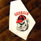 Georgia Bulldogs Dog Bandana Official NCAA Football Pet Apparel