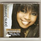 American Idol Paris Bennett Princess P CD Brand New!