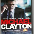 Michael Clayton Widescreen Edition DVD - EUC
