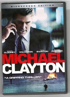 Michael Clayton Widescreen Edition DVD - EUC