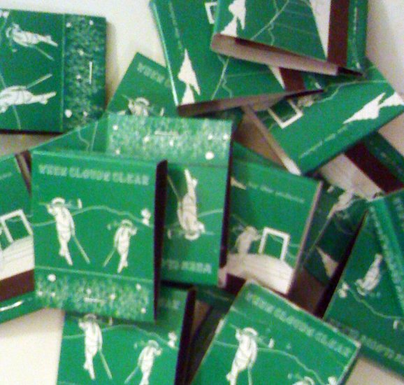 20 pack of Matchboxes