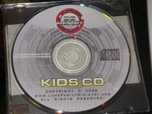Be Ready Kids CD