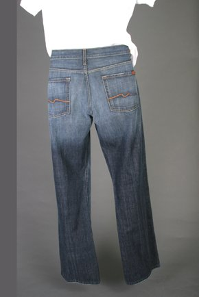 NWOT Authentic 7 for all Mankind Mens Jeans Size 38