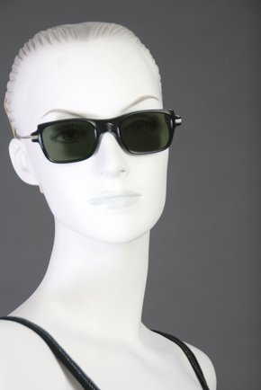 NWOT Prada Sunglasses Model SPR07B Black/Carbone