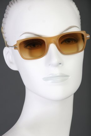 New Prada Sunglasses Model # SPR07B - Cammello Color