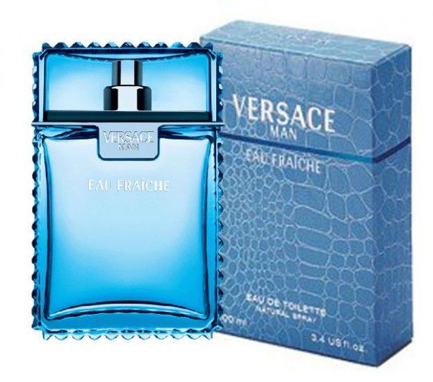 Men's - Versace Man Eau Fraiche 100mL/3.4 oz