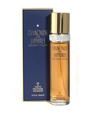 Women's - Elizabeth Taylor Diamonds & Sapphire 100mL/3.4 oz