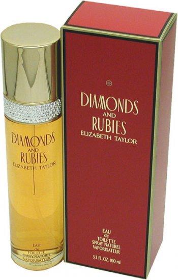 Women's - Elizabeth Taylor Diamonds & Rubbies 100mL/3.4 oz