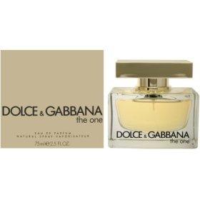 Women's - Dolce & Gabbana The One 75mL/2.5 oz