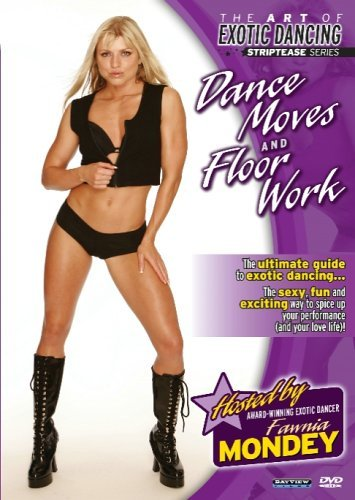 The Art of Exotic Dancing Striptease Series - Dance