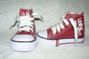 Levi's Hi Cut Canvas sneakers