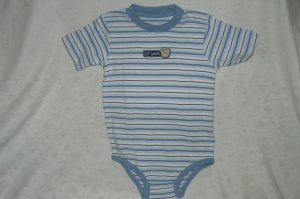Levi's Romper Stripes 24m