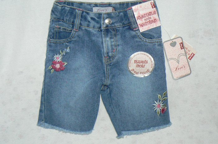 Levi's Bermuda Short Girls