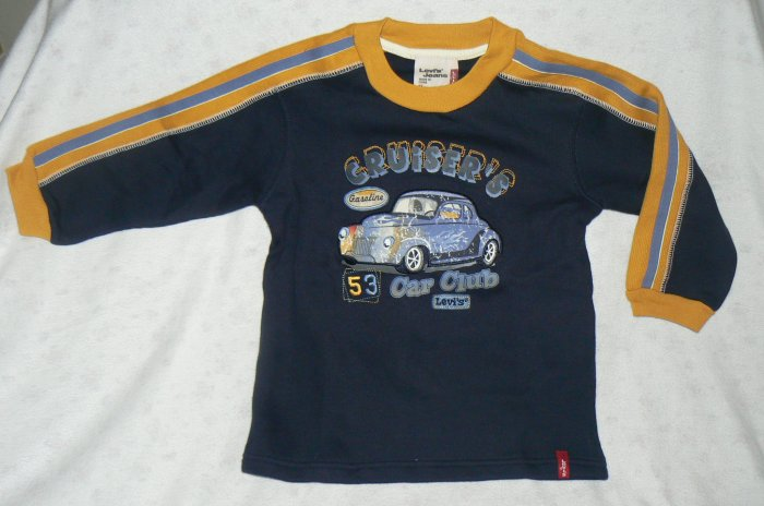 Levi's Sweater Size3T