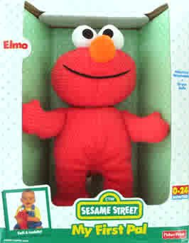 Fisher Price Baby Elmo