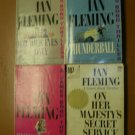 Thunderball by Ian Fleming.