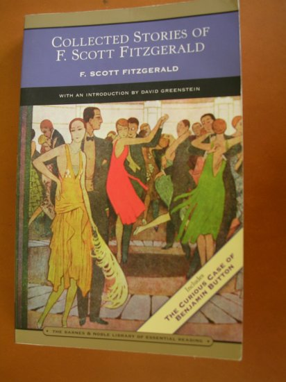 Collected Stories of F Scott Fitzgerald (inc. The Curious Case of Benjaimin Button)