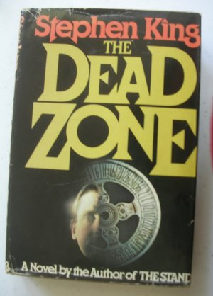 Stephen King The Dead Zone BOMC Edition 1979