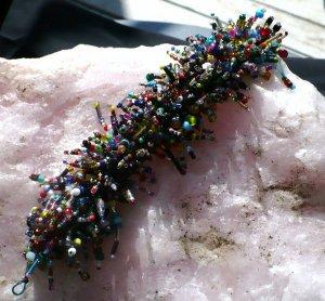 Seed Bead Jazzy Cha Cha Bracelet