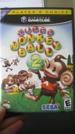 Super Monkey Ball 2 Nintendo Gamecube