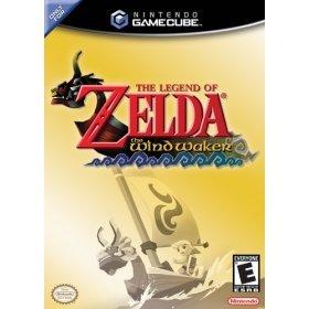 The Legend of Zelda: The Wind Waker Nintendo Gamecube