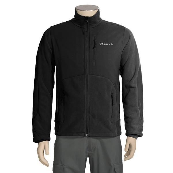 Columbia Ballistic Fleece Jacket (size Medium)