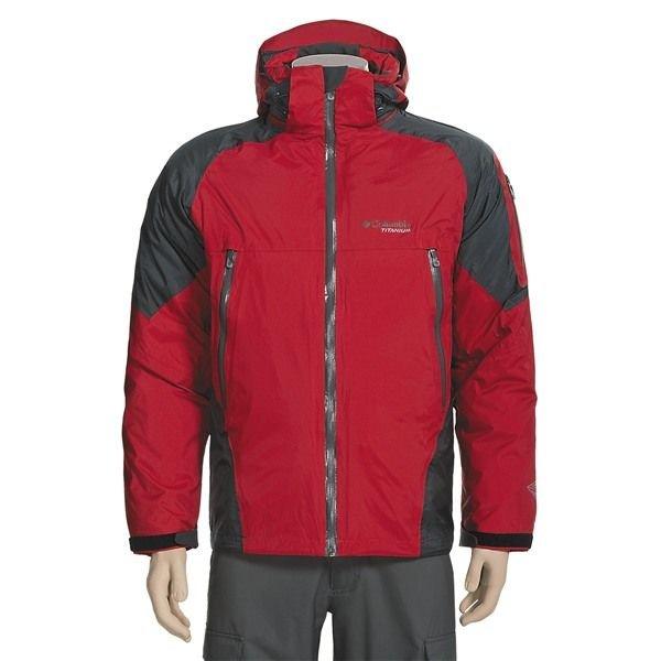 Columbia Glacier to Glade III Interchange3-in-1 Ski Jacket (size X-Large)