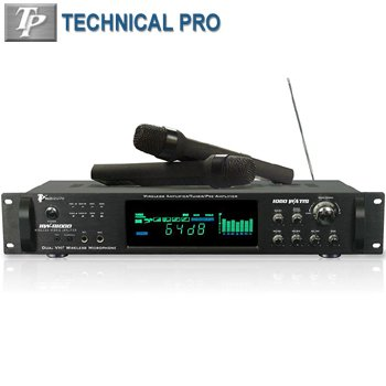 DIGITAL AMPLIFIER WITH AM/FM TUNER-PP2344