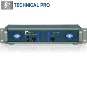 1000 WATT PROFESSIONAL AMPLIFIER-PP2348